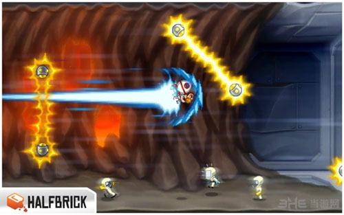 疯狂喷气机无限金币版截图4