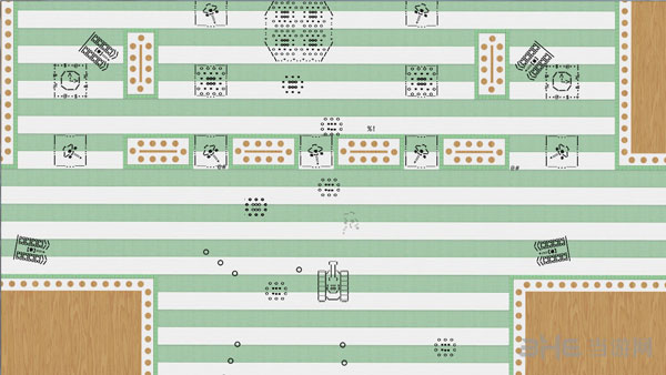 进击的ASCII截图2