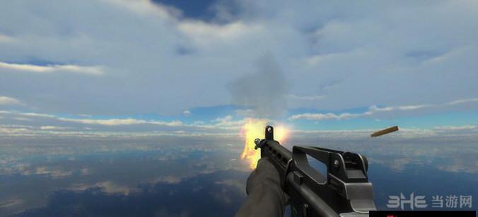 求生之路2 T86突击步枪MOD截图0