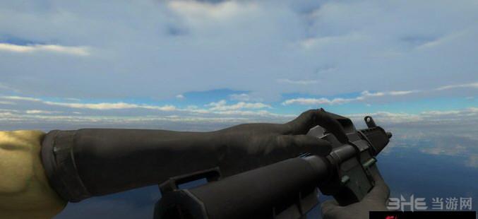 求生之路2 T86突击步枪MOD截图2