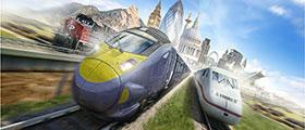 模拟火车系列