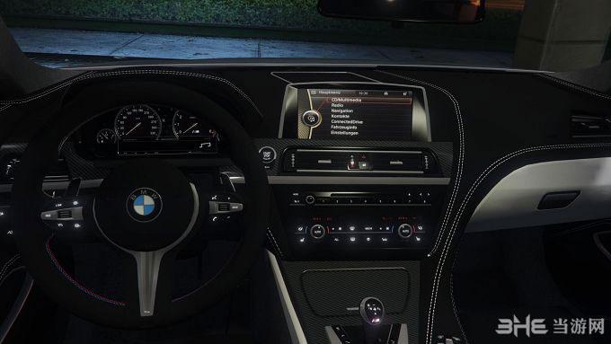 侠盗猎车手5 2013款宝马M6 Coupe MOD截图2