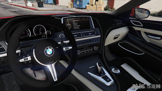 侠盗猎车手5 2013款宝马M6 Coupe MOD截图5