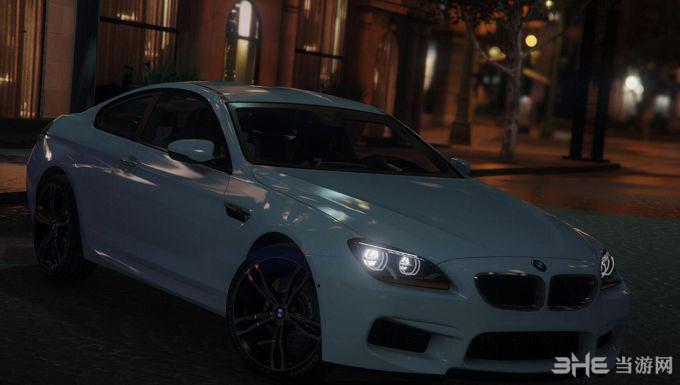 侠盗猎车手5 2013款宝马M6 Coupe MOD截图6