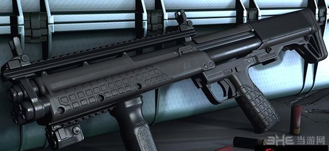 求生之路2 Kel Tec KSG霰弹枪MOD截图3