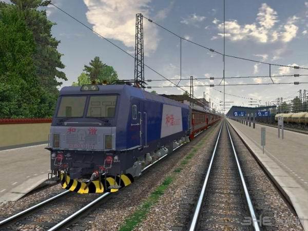 模拟火车中国站截图0