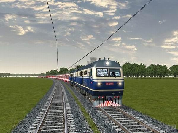 模拟火车中国站截图3