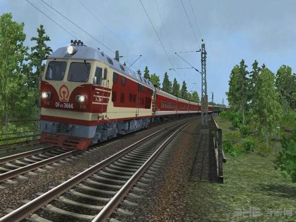 模拟火车中国站截图4