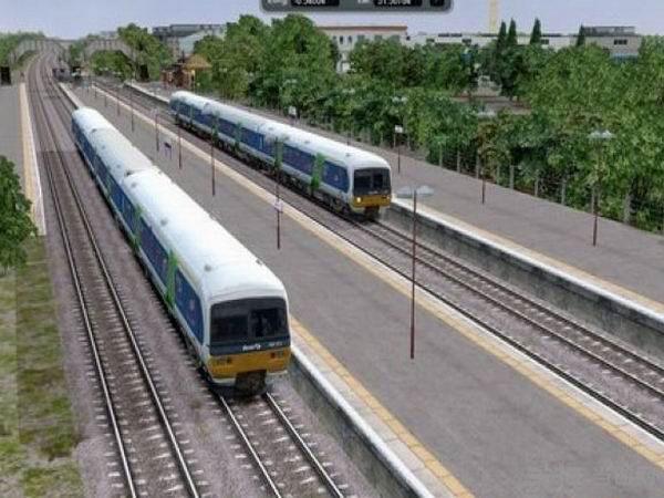 模拟火车中国站截图5