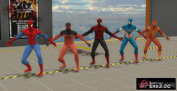 求生之路2蜘蛛侠Hunter猎手MOD截图2