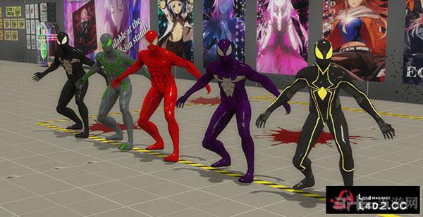 求生之路2蜘蛛侠Hunter猎手MOD截图1