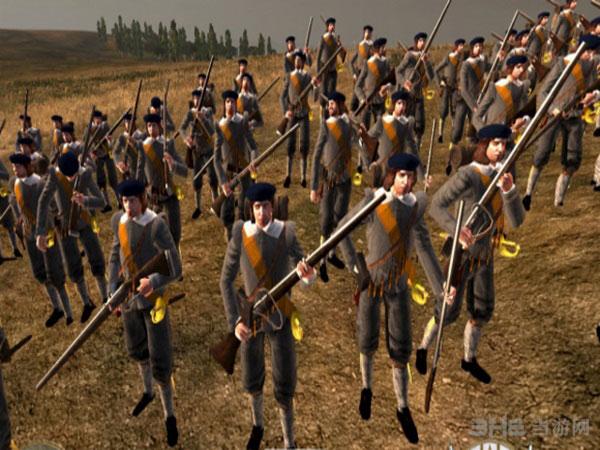 帝国全面战争:殖民主义1600截图1