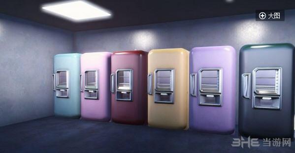 辐射4翻新的家具MOD截图3