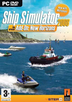 模拟航船2008(Ship Simulator 2008)中文版