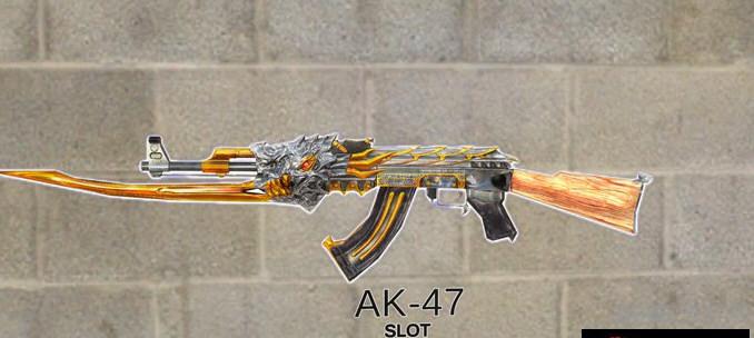求生之路2穿越火线火麒麟AK47黄金版MOD截图1