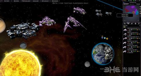 银河文明3 32号升级档+DLC+破解补丁截图2