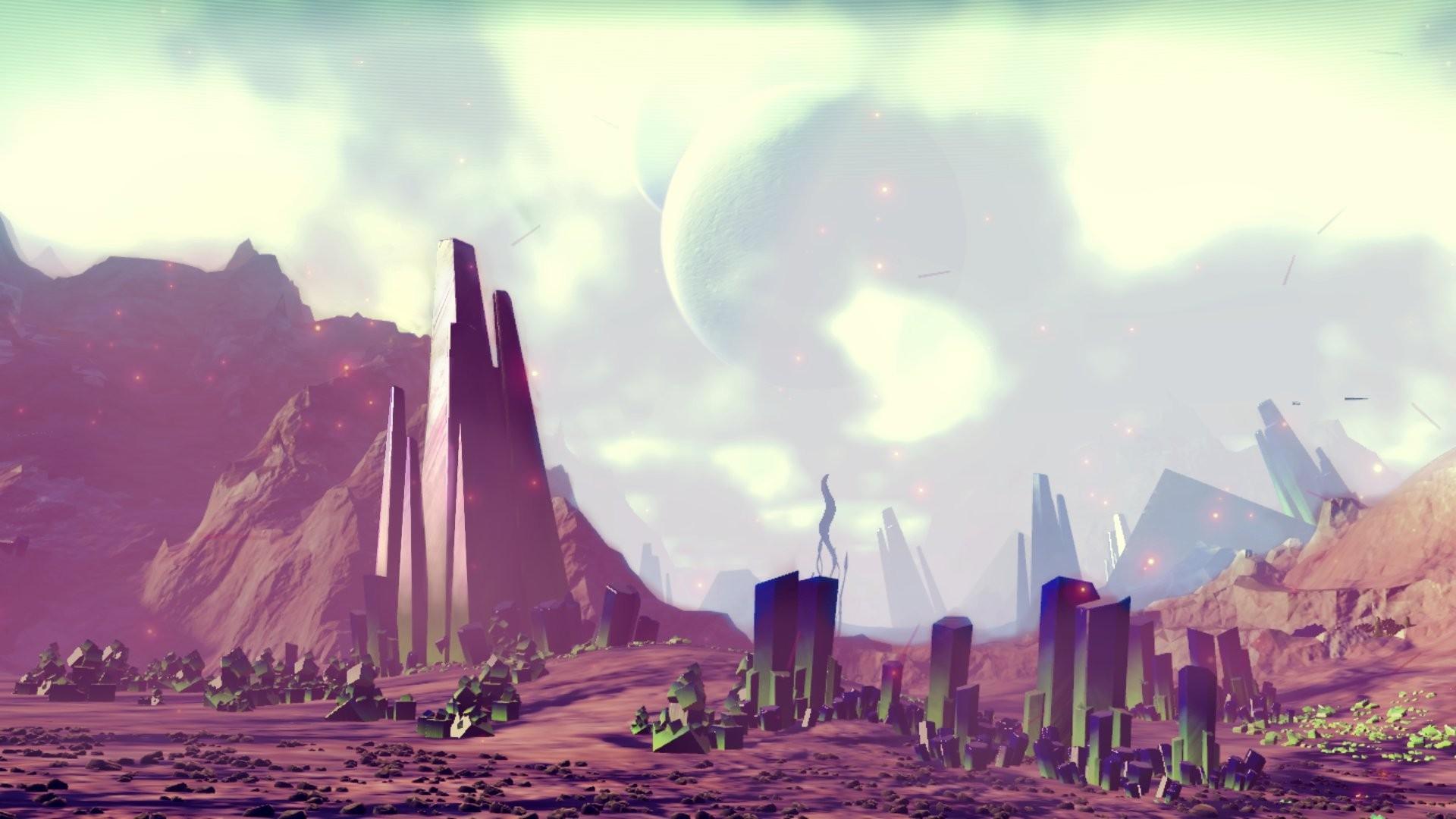 无人深空游戏截图欣赏 浩瀚宇宙无垠深空