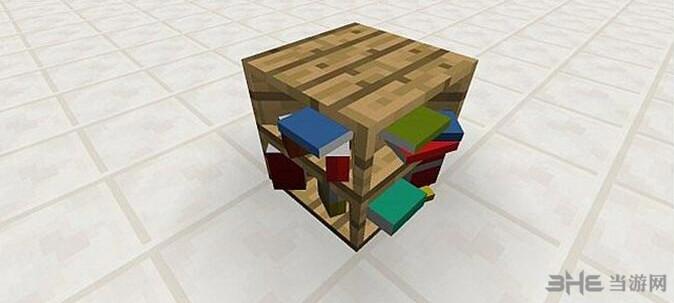我的世界默认3D模型材质包截图3