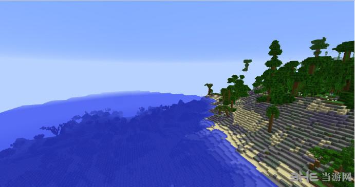 我的世界1.8.9大型群岛生存地图包截图0