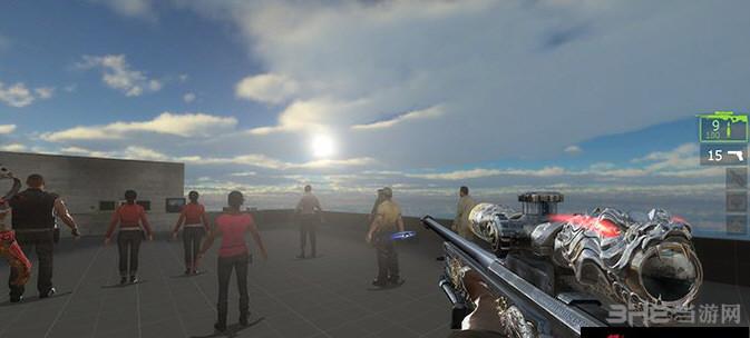 求生之路2穿越火线天龙AWM英雄级武器MOD截图1