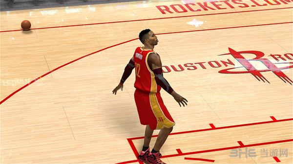 NBA2K14两款超赞的霍华德精细面补截图1