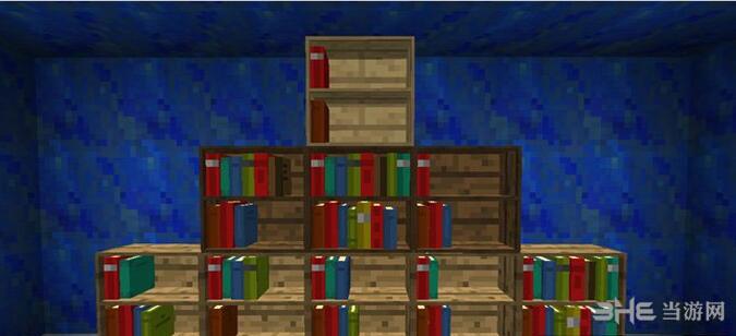 我的世界1.7.10 BiblioCraft收藏馆MOD截图2