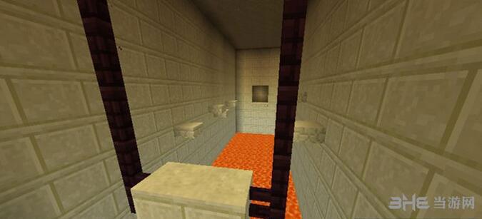 我的世界神庙逃亡地图包截图1