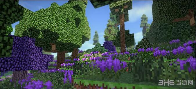 我的世界1.7.10真实的自然世界整合包截图2
