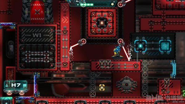 机器人世界:扎诺克要塞截图2