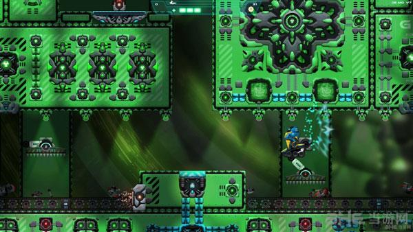 机器人世界:扎诺克要塞截图4