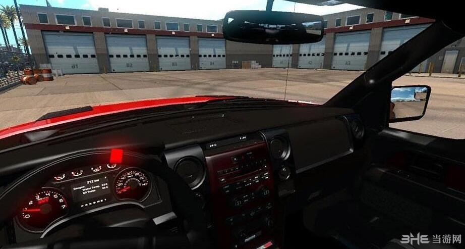 美国卡车模拟福特猛禽F150MOD截图2
