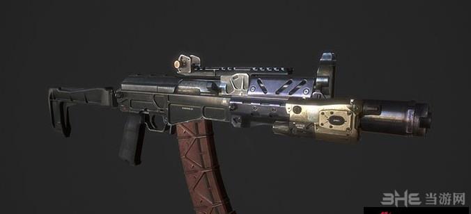 求生之路2使命召唤网络版AK74U枪械MOD截图2