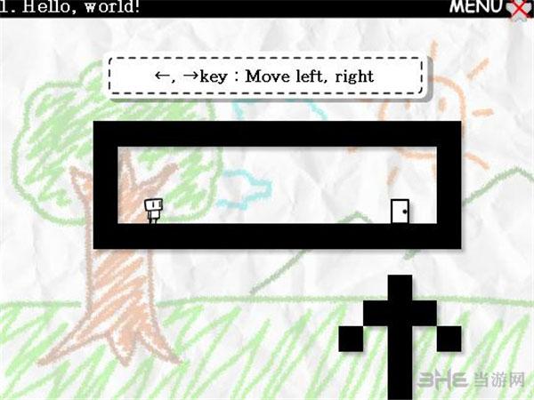 方块头的小世界截图0