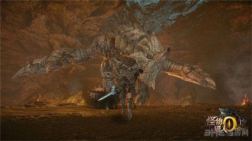 怪物猎人OL铠龙1