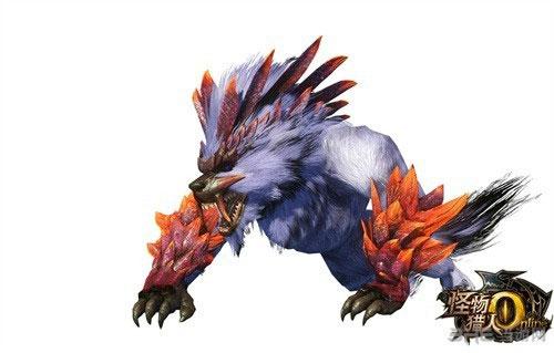 怪物猎人OL剑刹狼2