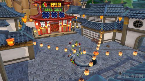 水果忍者VR游戏截图1