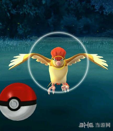 《精灵宝可梦GO》Pokemon Go抓捕精灵方法详解1