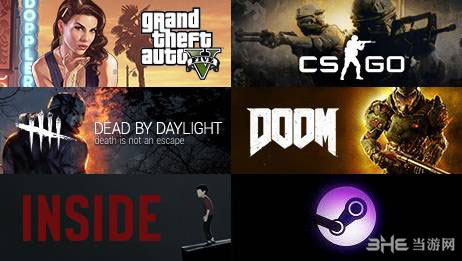Steam销售排行榜1