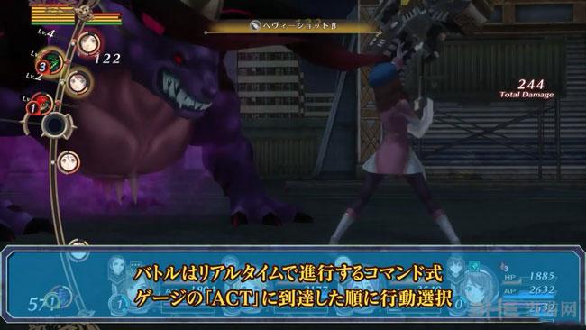 黑蔷薇女武神截图2