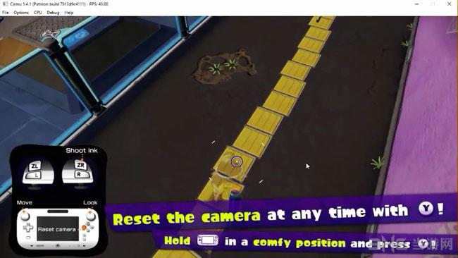 WiiU模拟器Cemu截图3