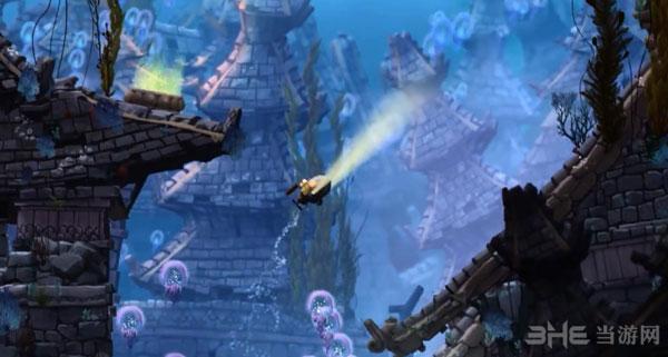 深海之歌游戏截图1