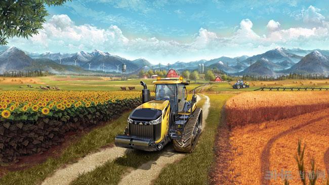 模拟农场17截图4