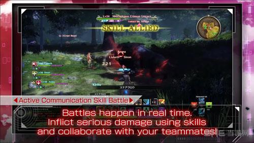 刀剑神域:虚空领悟截图5