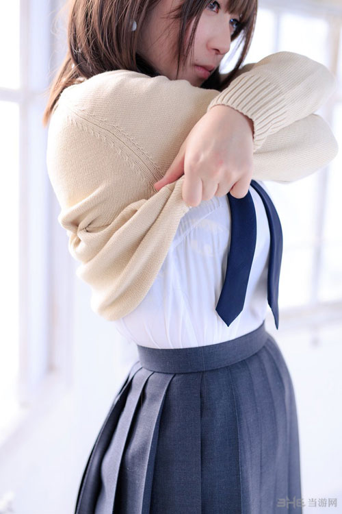 日本巨乳coser伊织萌福利私房照3