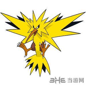 精灵宝可梦GO闪电鸟2
