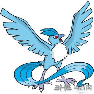 精灵宝可梦GO急冻鸟2