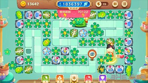 保卫萝卜3糖果赛游戏截图