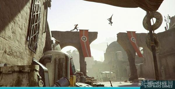 星球大战游戏概念图1