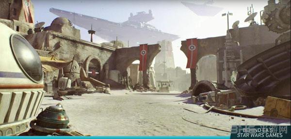 星球大战游戏概念图4