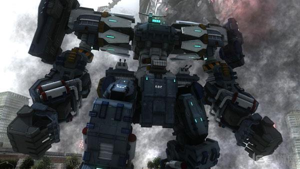 地球防卫军4.1绝望阴影再袭截图1